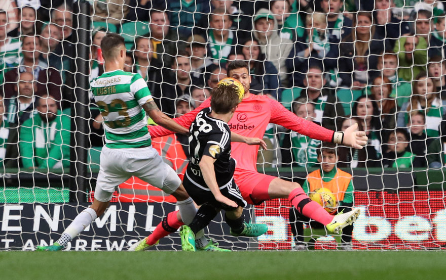 "Glazgo ""Celtic"" ir ""Rosenborg"" akistata Škotijoje baigėsi 0:0."