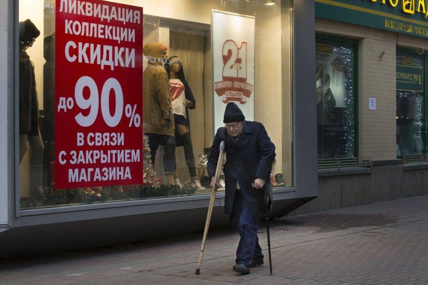 Žmogus Maskvoje