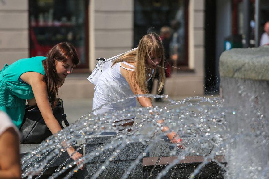 Vilniaus fontanai