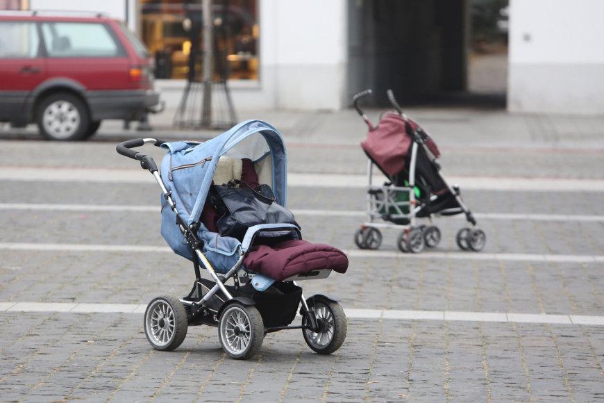 Vaiko vežimėlis