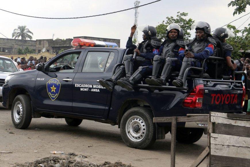Kongo Demokratinėje Respublikoje – kalėjimo užpuolimas.