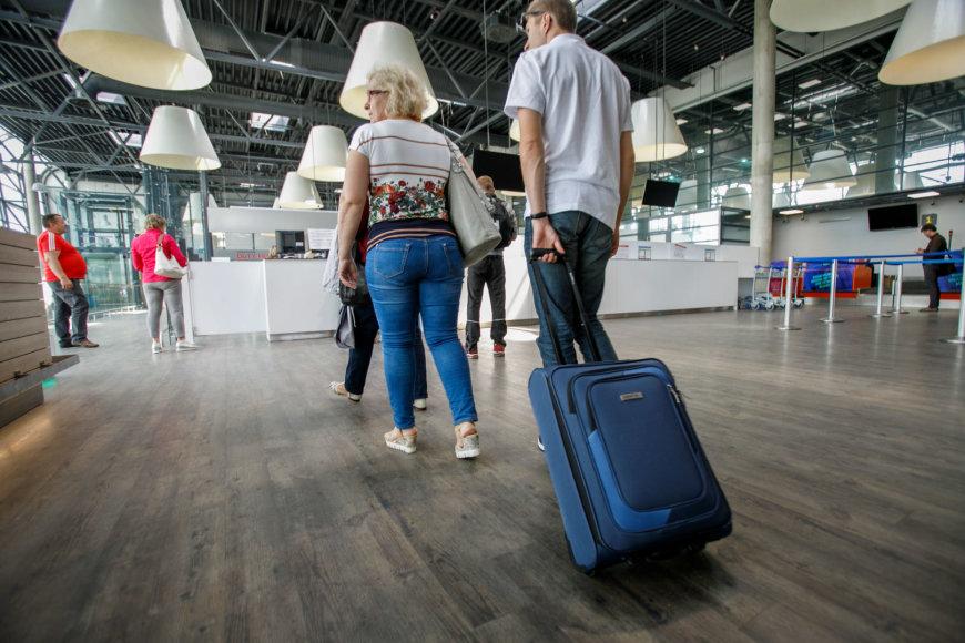 Kauno oro uoste ruošiamasi keliautojų antplūdžiui