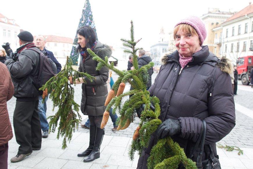 """Akcija """"Parsinešk Kalėdas į savo namus 2014"""""""