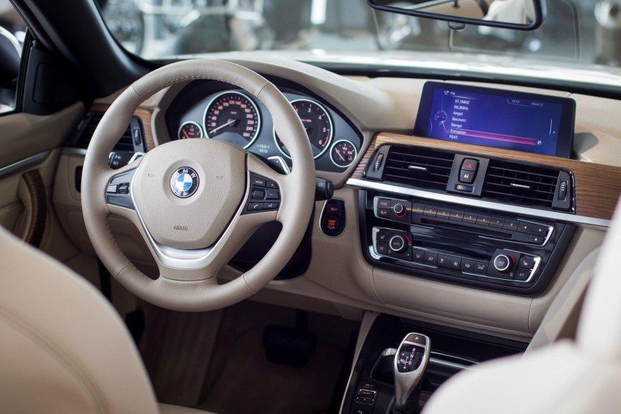 BMW 4 kabrioletas Lietuvoje
