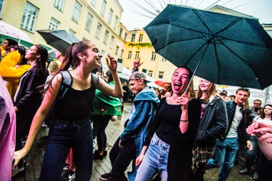 MC Mesijaus koncertas Vilniuje