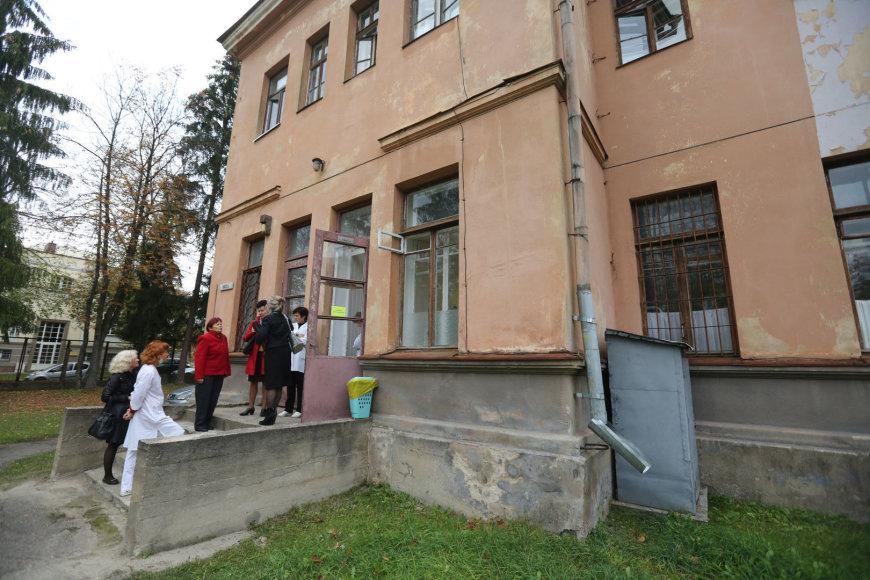 Vilniaus infekcinių ligų stacionare