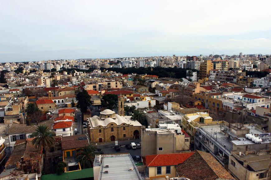 Nikosijos panorama