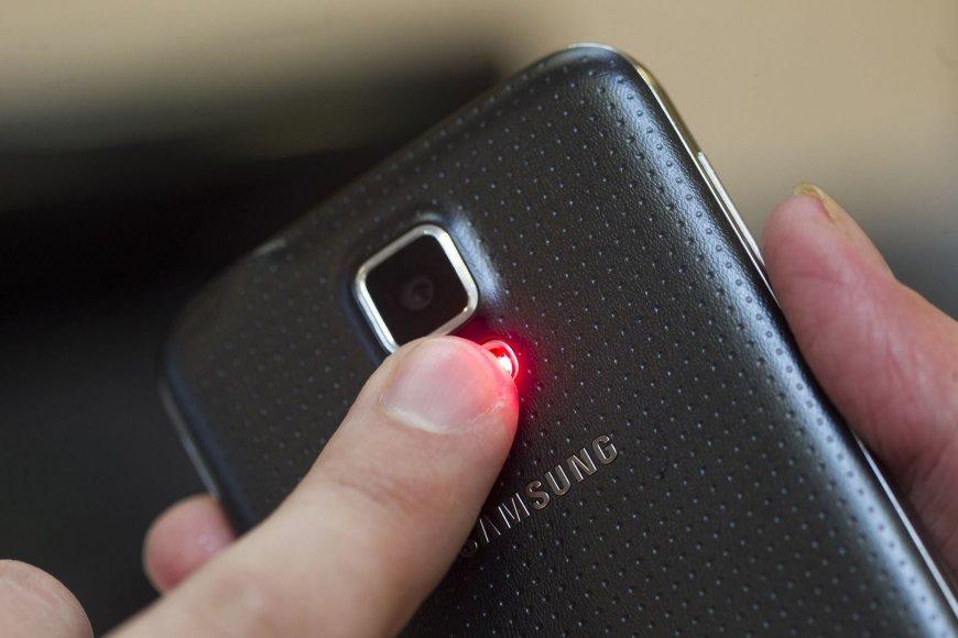 """Naujasis """"Samsung Galaxy S5"""""""