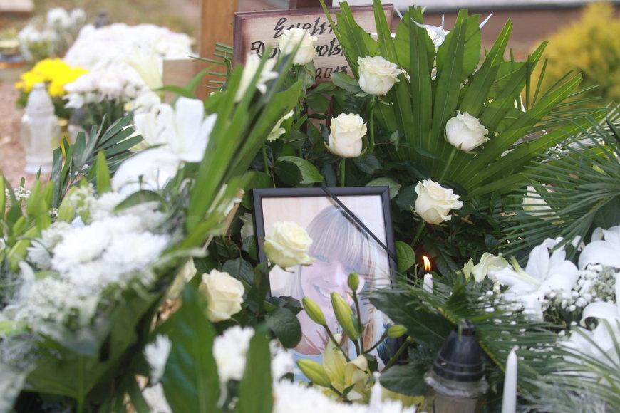 Evelinos laidotuvės Panevėžyje
