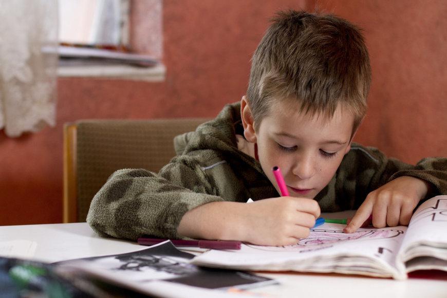 Mokymosi reikmenys Lietuvos vaikui