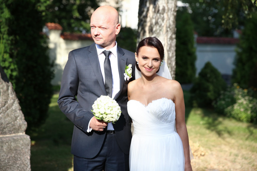 Rūta ir Tomas Lapės