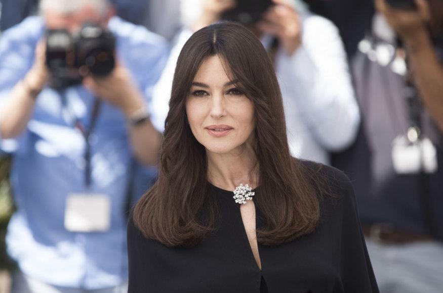 Aktorė Monica Bellucci