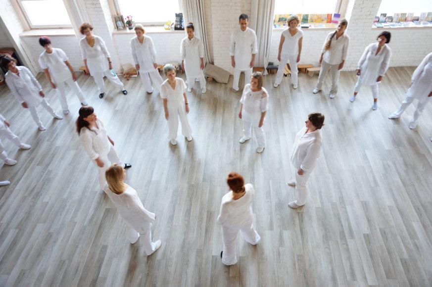"""Kaune įsikūrusi Rytų kultūros studija  """"Wudang Tao""""  visą rugsėjo mėnesį džiugina miestiečius ir kviečia  į  viešus edukacinius renginius."""