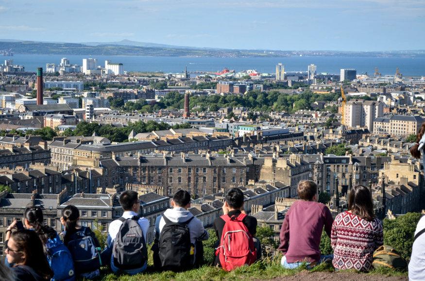 Edinburgo panorama