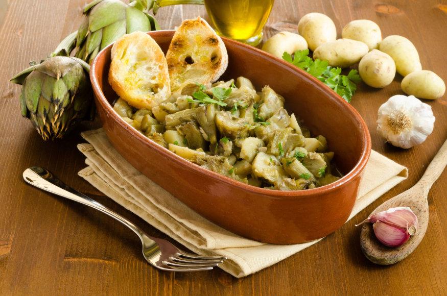 Sardinijos virtuvė