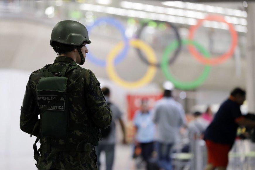 Daugėja nuogastavimų dėl Rio de Žaneiro žaidynių sėkmės