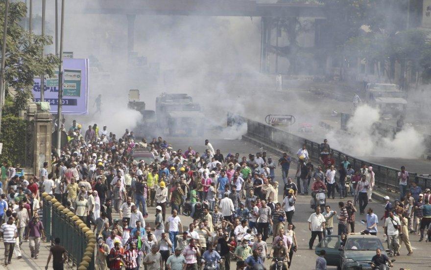 Protestai Kaire 2013 m. rugpjūčio 14 d.