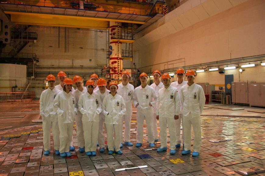 Ignalinos atominė elektrinė