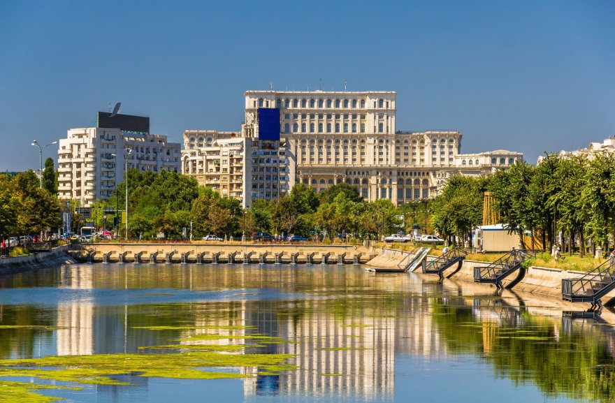 Bukarešto parlamento rūmai