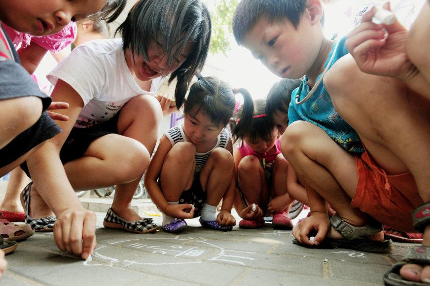 Kinijoje nugriaudėjo sprogimas vaikų darželyje