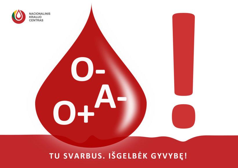 Išgelbėk gyvybę!