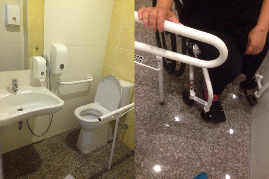 """""""Eglės"""" sanatorijos kambariai nepritaikyti neįgaliesiems"""