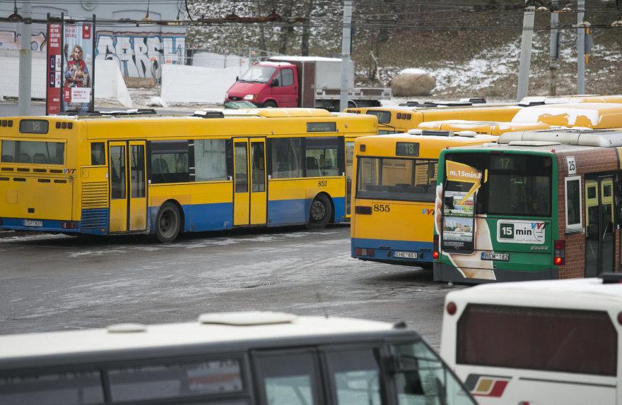 Autobusų parkas