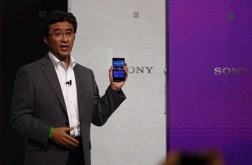 Pristatomas naujasis Sony flagmanas Xperia Z2