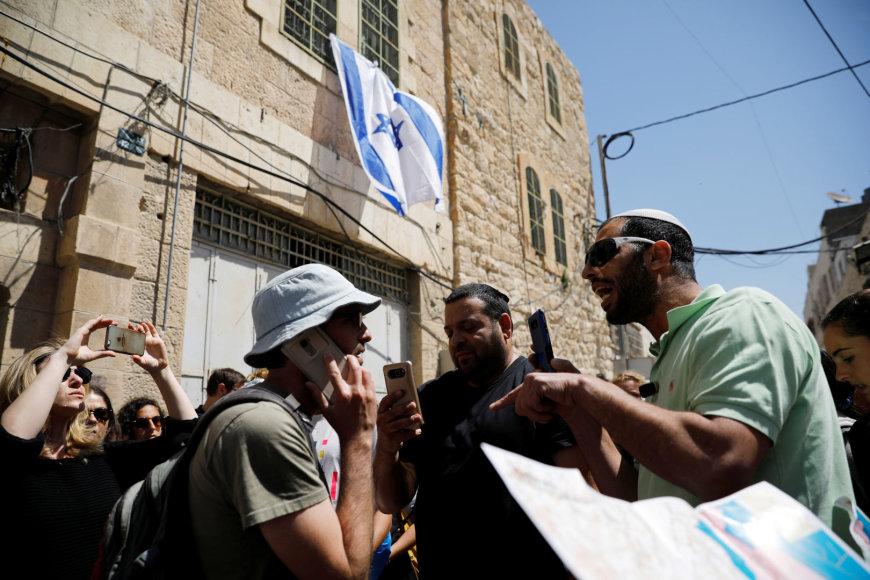 Izraelis Vakarų Krantą užėmė prieš lygiai 50 metų
