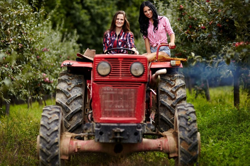 Ūkininkės