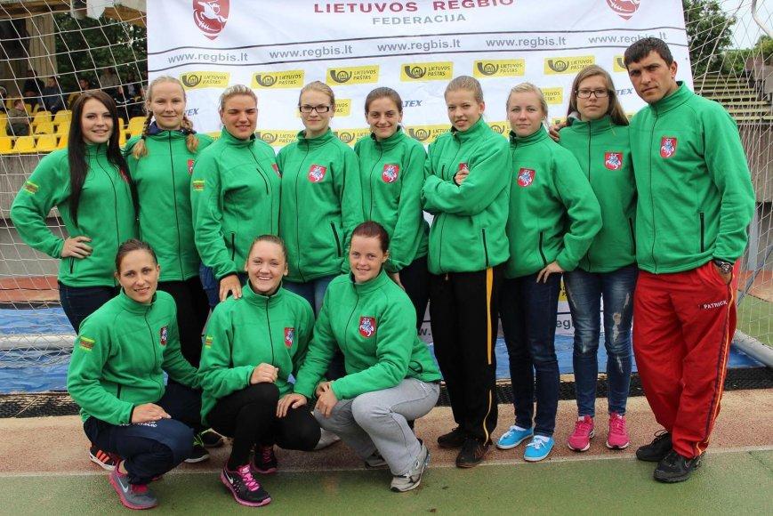 Lietuvos regbio-7 moterų rinktinė