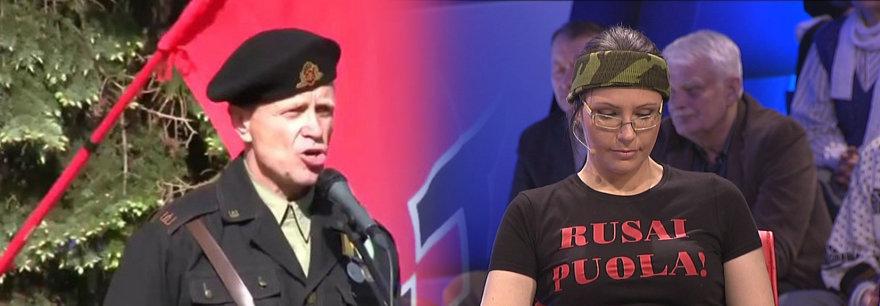 Žilvinas Razminas ir Milda Bartašiūnaitė