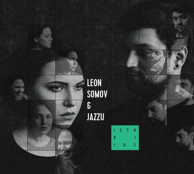 """Leon Somov & Jazzu"" albumo viršelis"