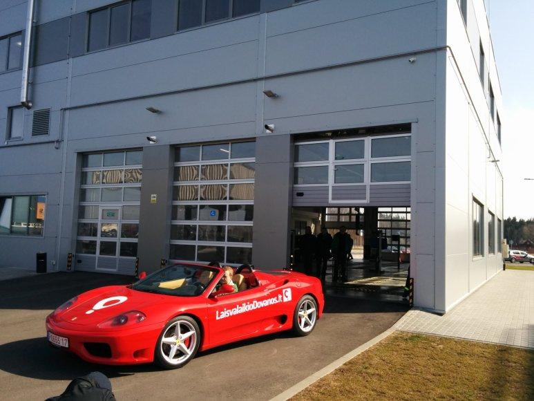"""Ferrari F360 Spyder"""