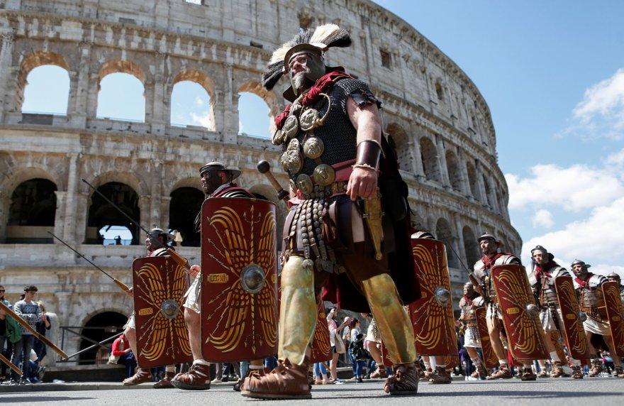 Romos įkūrimo metinių šventė