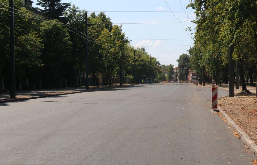 K. Petrausko gatvė