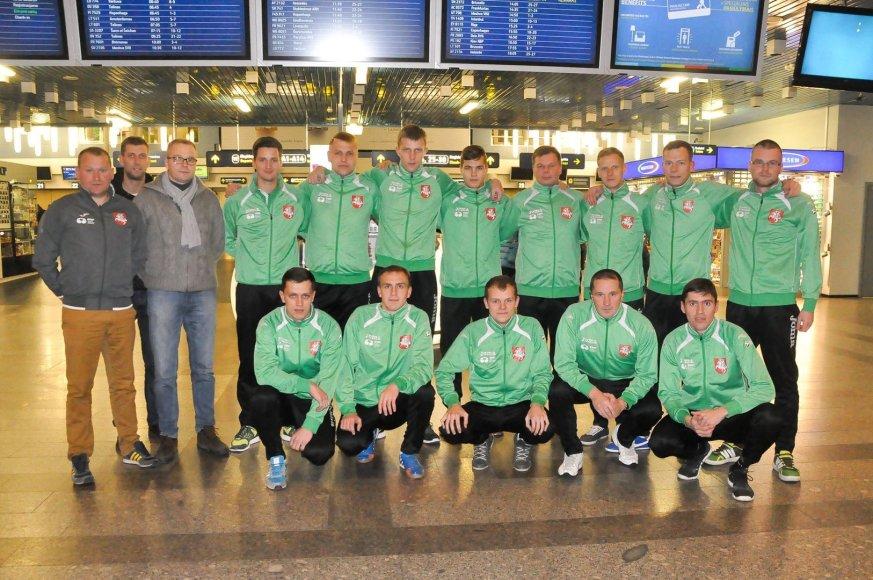 Lietuvos mini futbolo mėgėjų rinktinė
