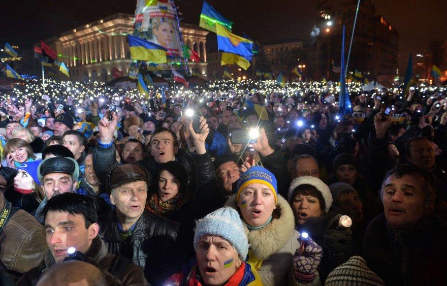Naujieji metai Kijeve
