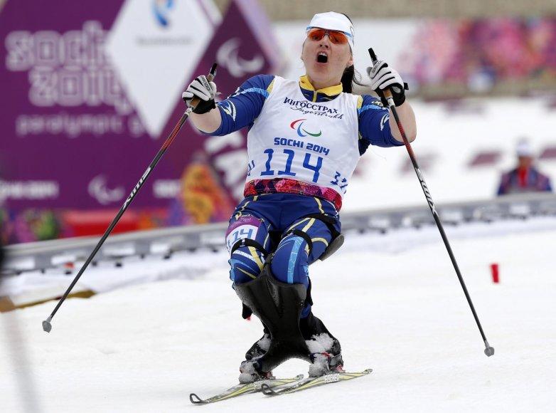 Liudmila Pavlenko