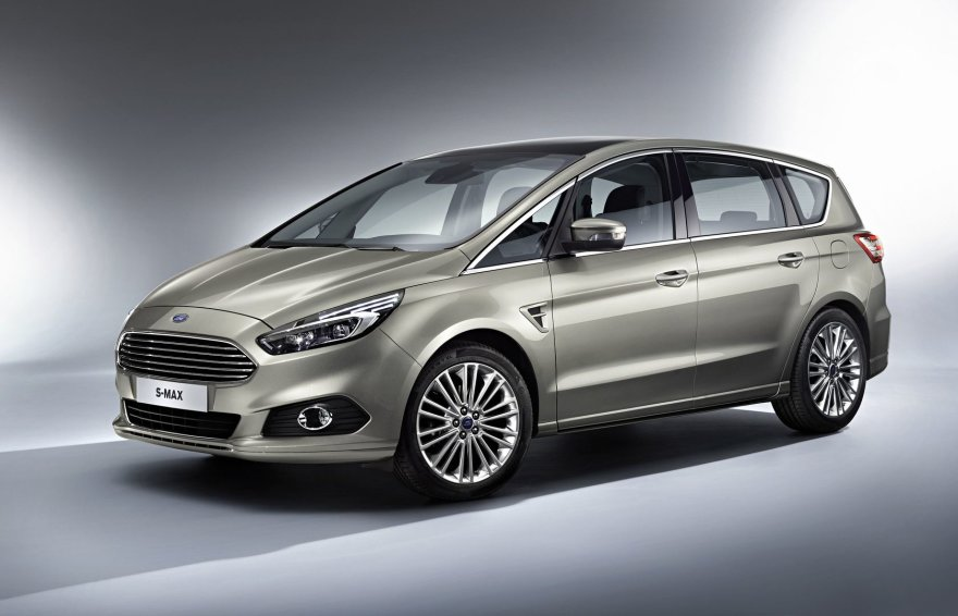 """Ford S-MAX"""