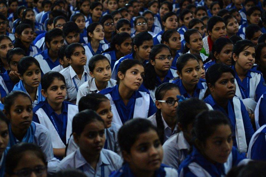 Mokykla Indijoje