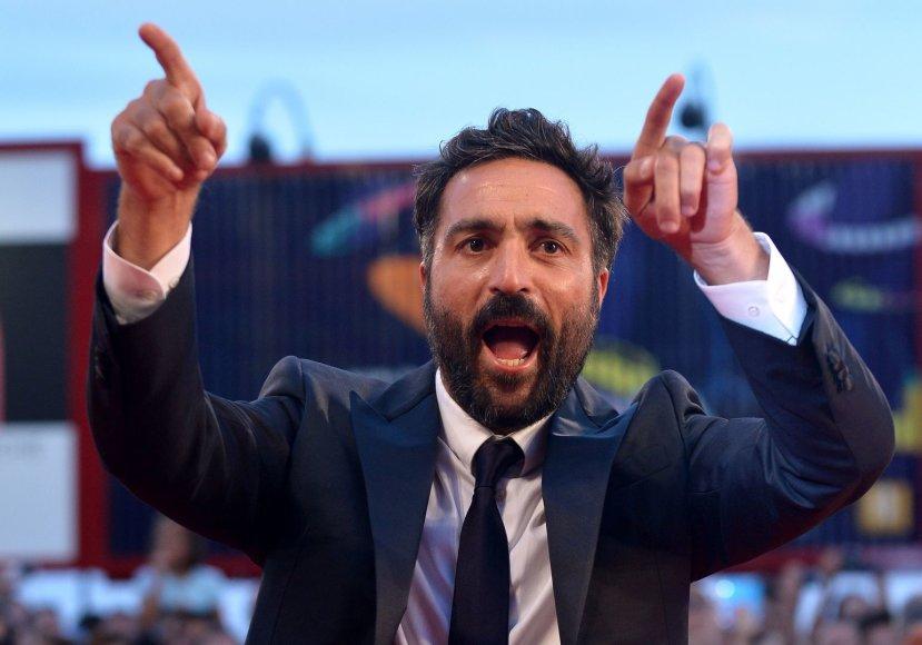 Italų kino bangos režisierius Saverio Costanzo