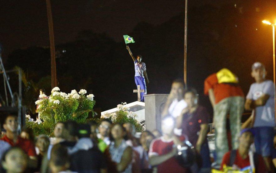 Eduardo Camposo laidotuvės