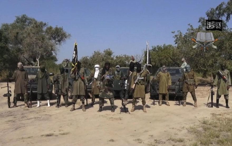 """""""Boko Haram"""" kovotojai"""