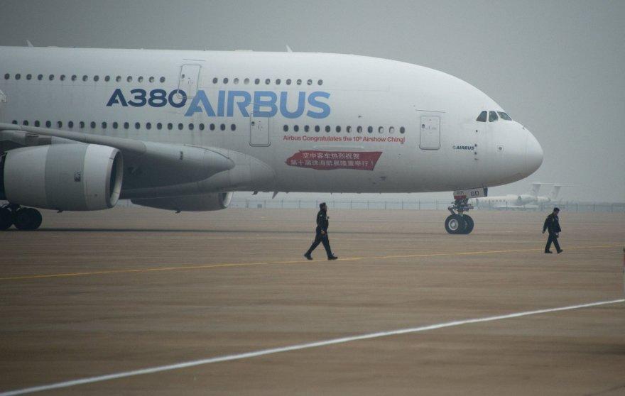 """Airbus A380"""