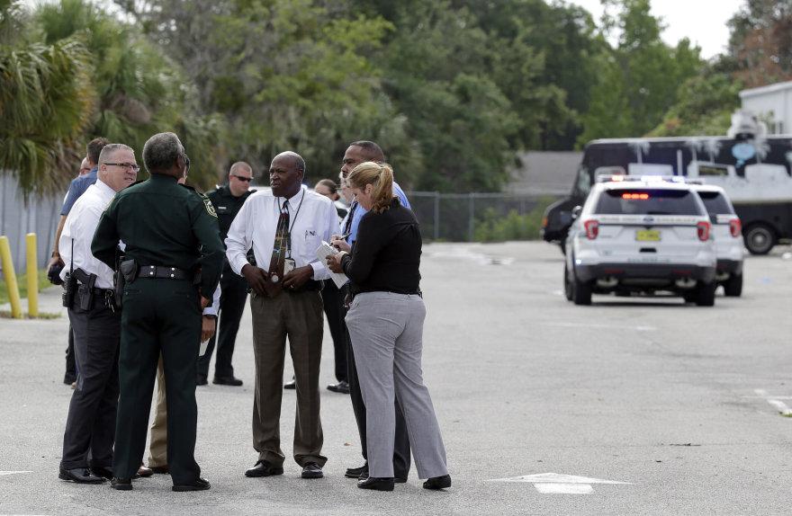Orlande užpuolikas nušovė 4 žmones