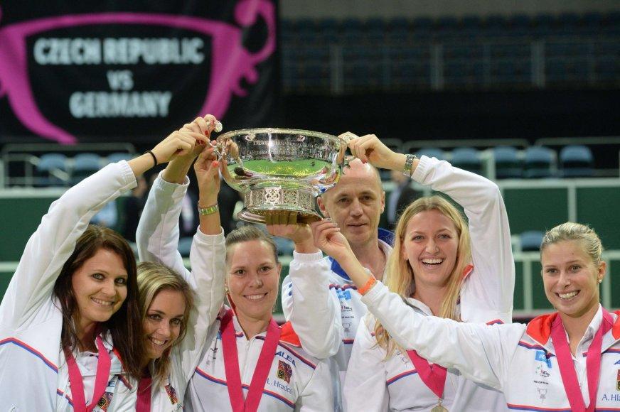 Čekijos teniso rinktinė