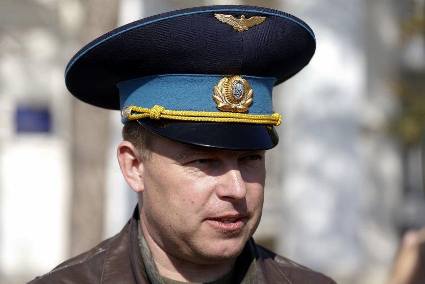 Pulkininkas Julijus Mamčiuras
