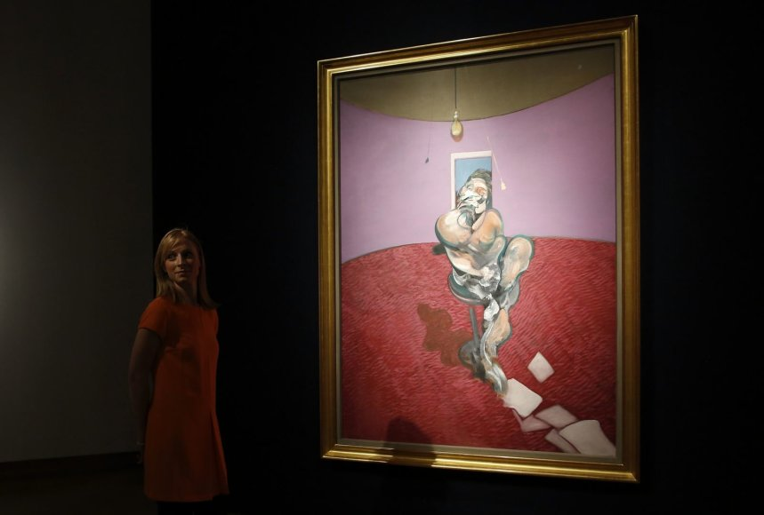 Franciso Bacono paveikslas