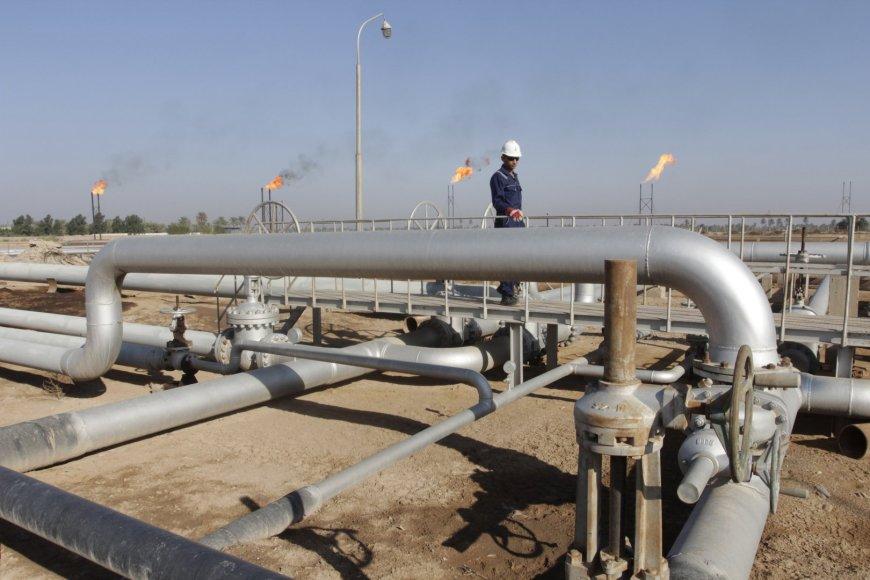 Naftos gavybos įmonė Irake